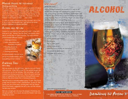 1 - Alcohol 3 panel Front
