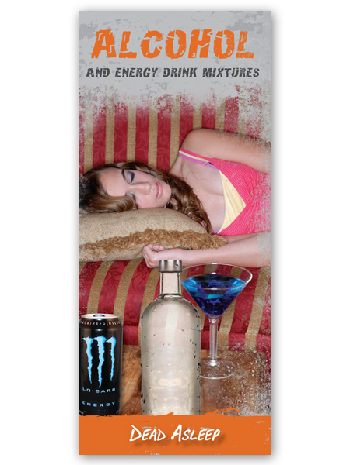 Alcohol and energy drinks