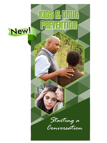 How To Start The Conversation About Drug Use >> Starting a Conversation: Kids & Drug Prevention Pamphlet