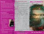 Hallucinogens 3 Panel-back