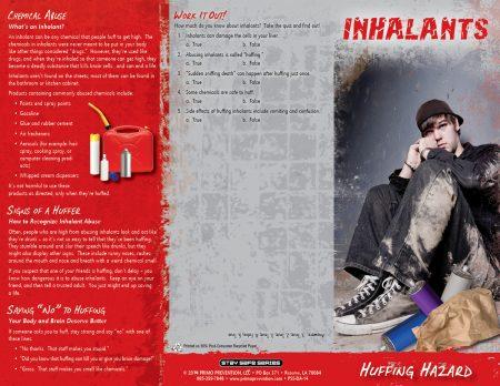 Inhalants 3 Panel-back