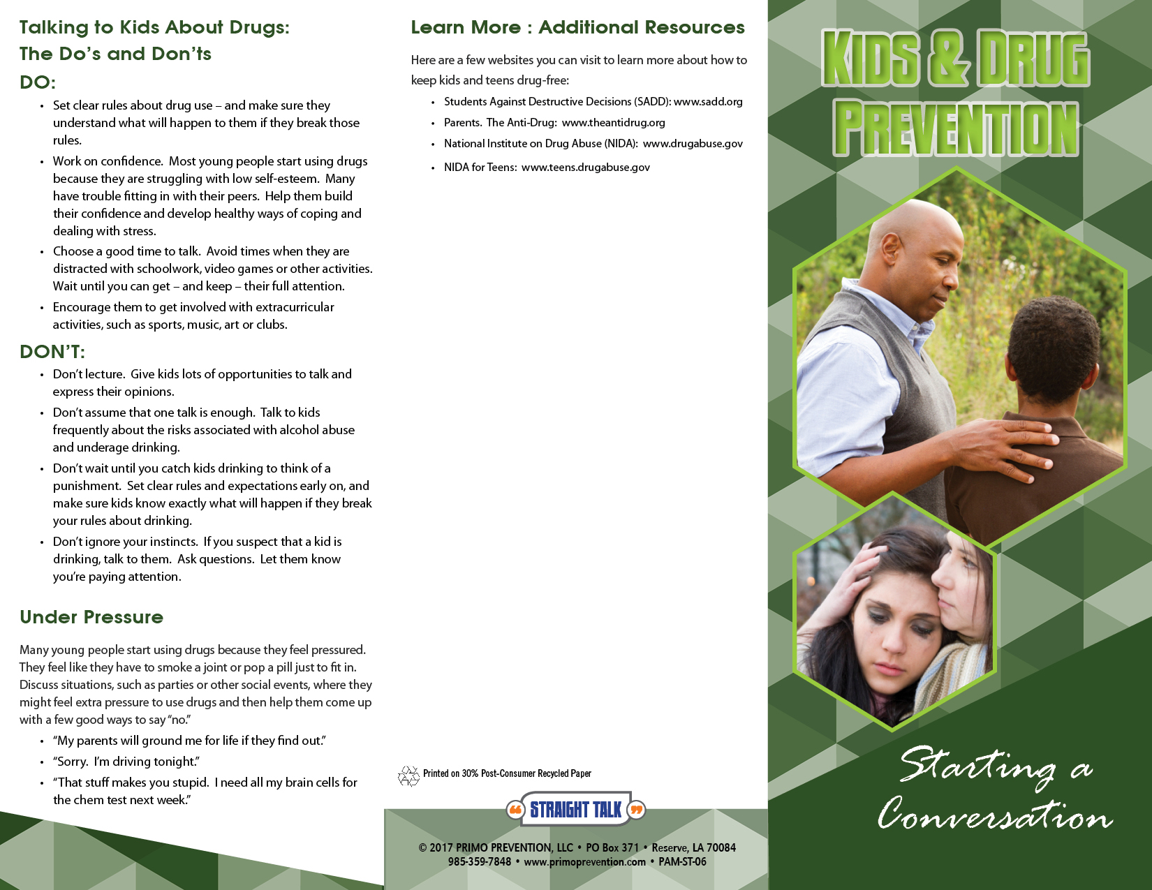Safe dating tips brochures templates 5