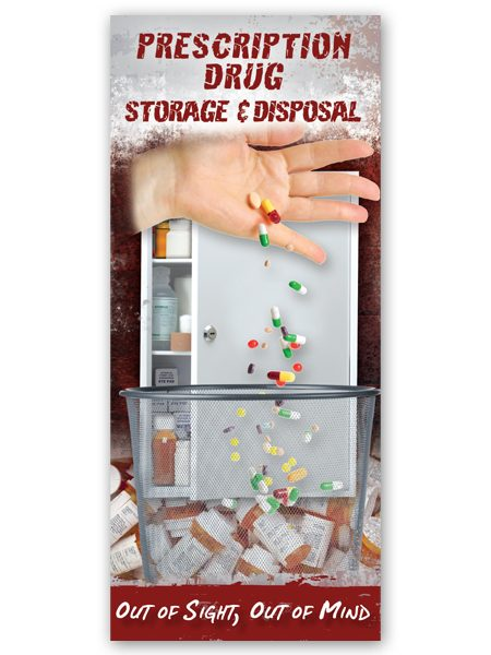 prescription drug storage and disposal