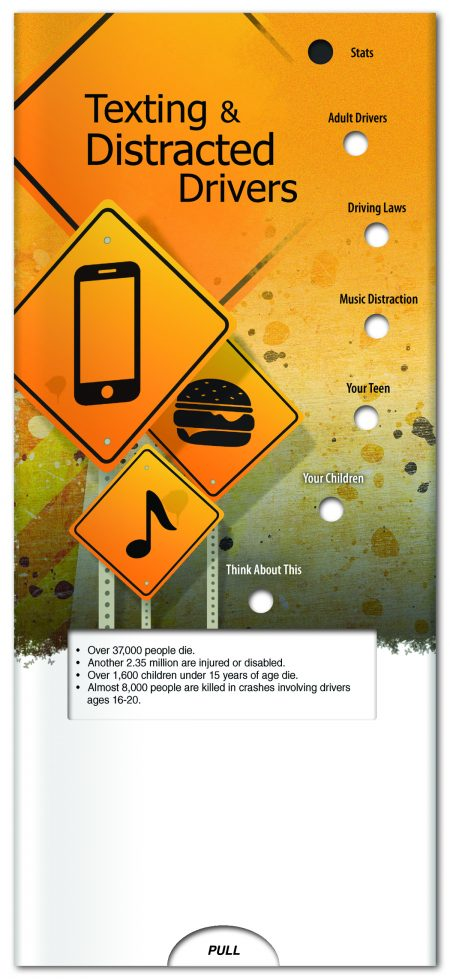texting distracted drivers