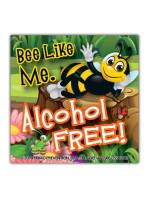 Bee-Like-Me-Alcohol Sticker