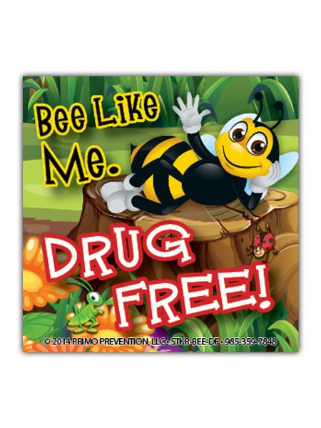 Bee-Like-Me-Drug-Free