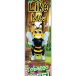 Bee-Like-Me-Tobacco Bookmark
