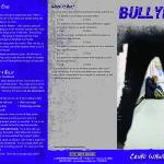 Bullying 3 Panel-back