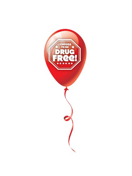 Choose-drug-free-balloon