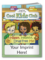 drug free activity book