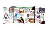 Dangers of Drugs Folding Display 131-4-d