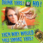 Fake weed postersm