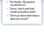Like Me BM-Tobacco Free-front