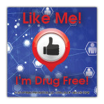 Like-Me-drug-free-sticker