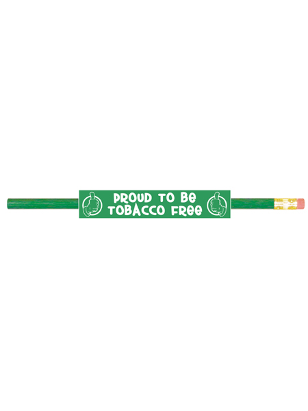 Proud-tobacco-free-pencil