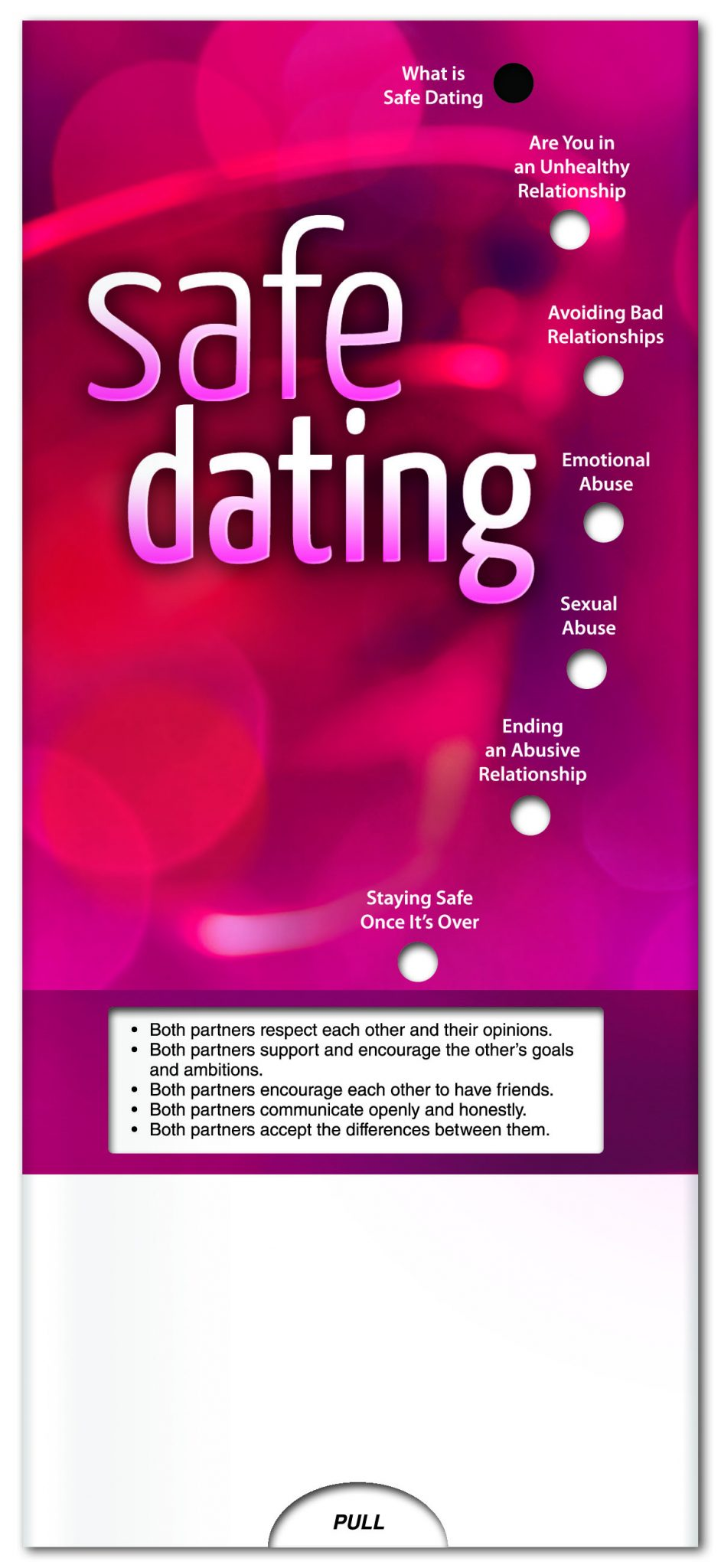 Secure dating