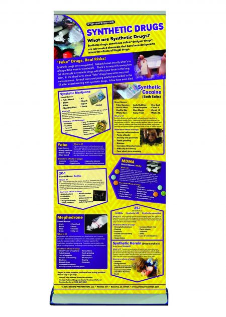 synthetic drugs banner