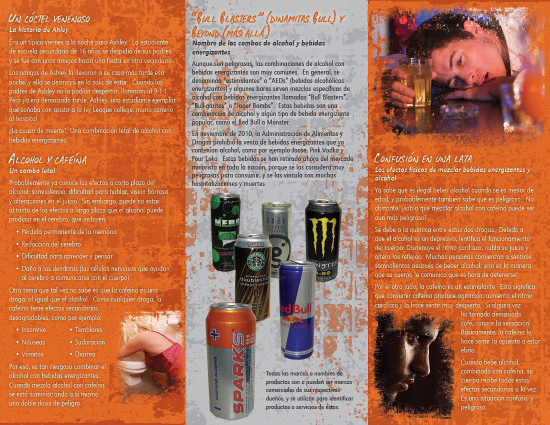 alcohol and energy drinks a literature 24052011 alcohol energy drinks  contexts of combined alcohol and energy drink use:  consumption of alcohol mixed with energy drinks: a literature.