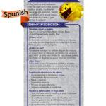 Oxycontin Spanish rack card