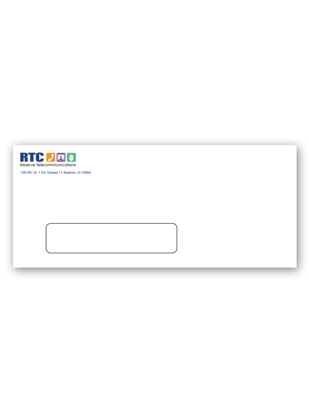 window envelope 10
