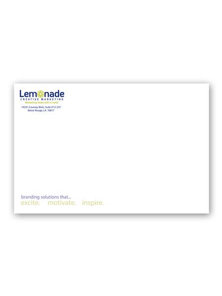 envelope 6x9