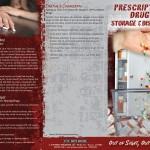prescription drug storage and disposal