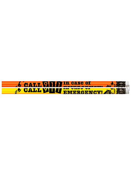 Call-911-pencil