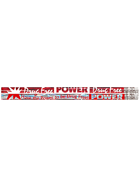 Drug-Free-power-pencil