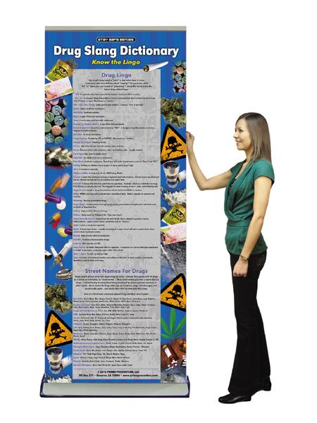 Retractable Banner Primo Prevention