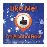 Like-Me-Alcohol magnet