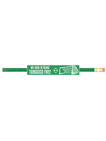 My-goal-tobacco-free-pencil